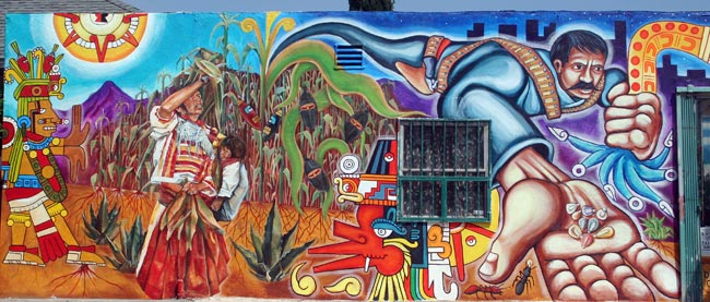 Articles for Mural mexicano